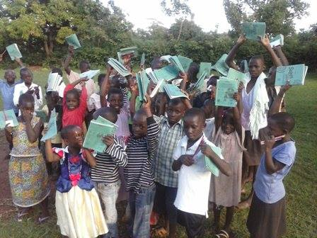 Kids and School Supplies